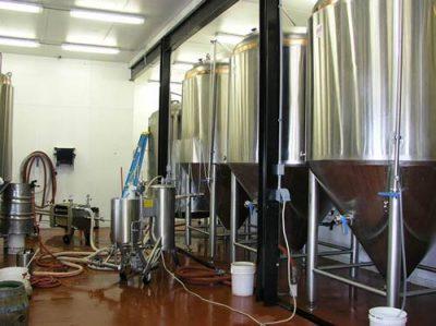 Brewery Fermentation Room