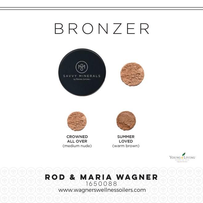 savvy minerals bronzer