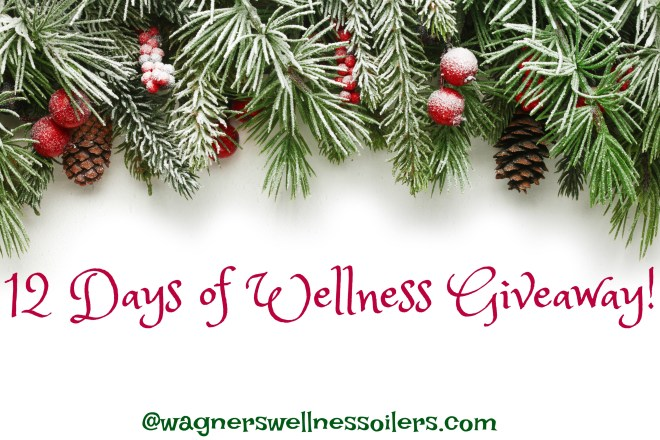12 Days of Wellness Giveaway