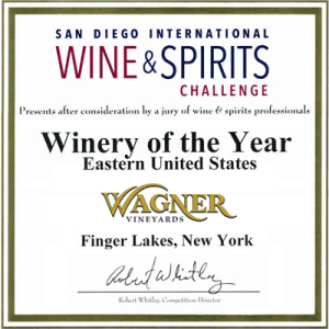 Wine & Spirits Winery of the Year (East Coast)