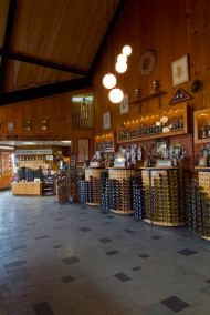 Winery Retail Shop - Bates Photography