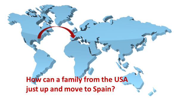 How to Move to Spain