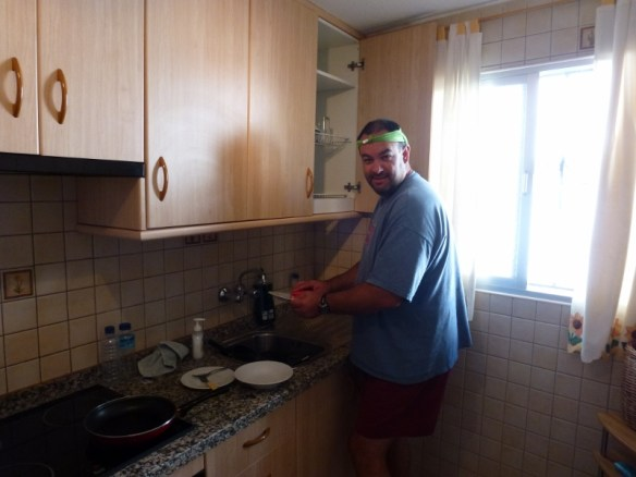 Dishwasher / Aunt Jemima - kitchen in Spain apartment