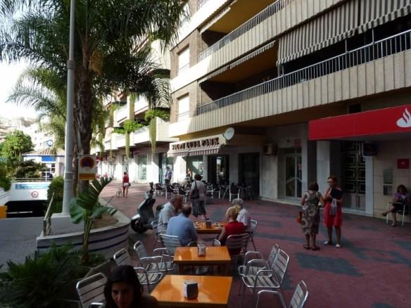 Spanish cafe. Read more on WagonersAbroad.com