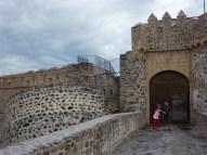 San Miguel - castle