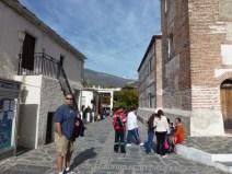 A day trip from Almunecar to Las Alpujarras Granada Spain
