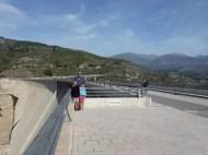 Presa de Rules A day trip from Almunecar to Las Alpujarras Granada Spain
