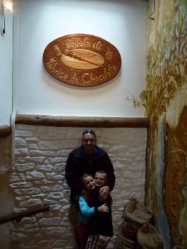 Grandma's Chocolate Factory! YUM! Pampaneira Las Alpujarras Granada Spain