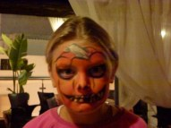 Our little Pumpkin on Halloween Albufeira Portugal