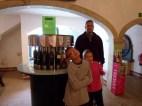 The Wine Tasting Machine