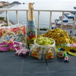 Our preparations for New Years Eve in Almuñécar, Spain