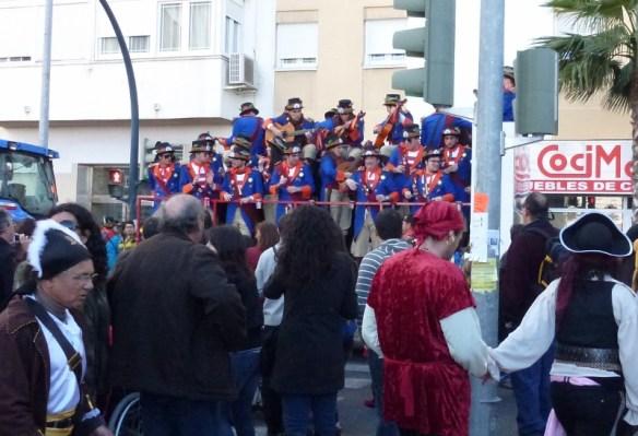 Carnaval of Cádiz - Chirigotas