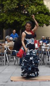 Flamenco Dancing Andalucia