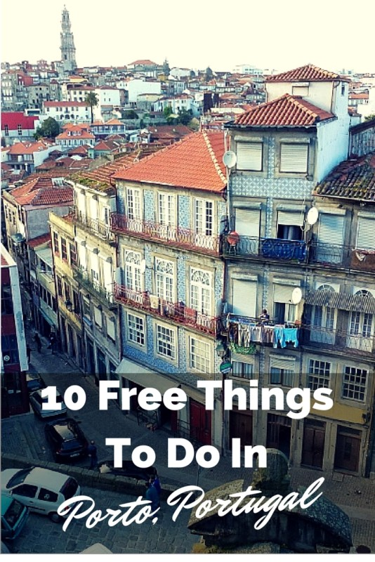 10 Free Things To Do In Porto with kids! Yes, I did say Free Things to do in Porto Portugal! We were so thrilled to find so many free activities for the kids, we thought we would share them with you. Read more on WagonersAbroad.com