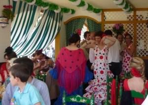 Dancing in the Casetas