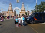 Grand Entrance Feria de Abril - Seville