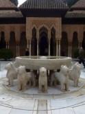 Alhambra Palace Nazaries