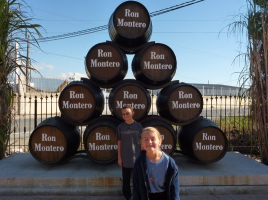 Bodega Ron Montero Rum Distillery, Motril Spain. Free tours and tastings. Read more on WagonersAbroad.com