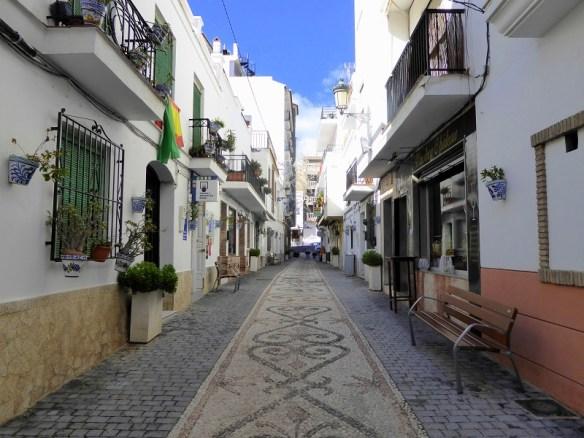 La Herradura old town