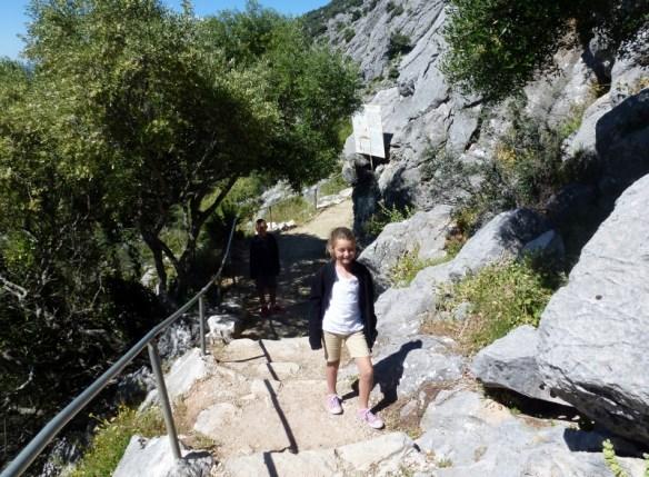 Hike up to Cueva de la Pileta - Ronda