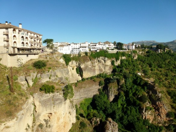 The Gorge Ronda Spain