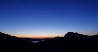 Sunset Ronda Spain