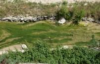 River in Setenil de las Bodegas