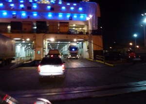Grimaldi Spain Ferry to Italy