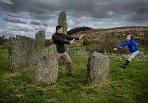Sydney and the Magic Stone Circles - Ireland