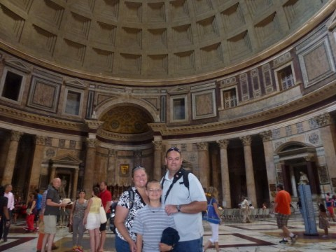 To Do in Rome - Pantheon
