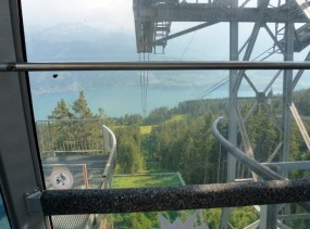 View from the gondola.