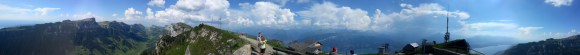 Niederhorn Panoramic