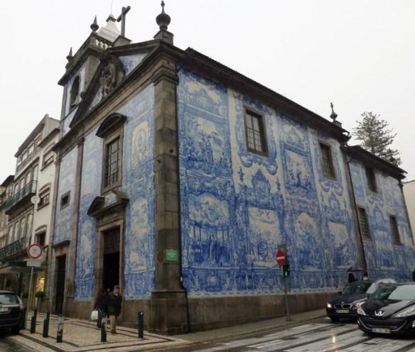 Blue - Porto Portugal