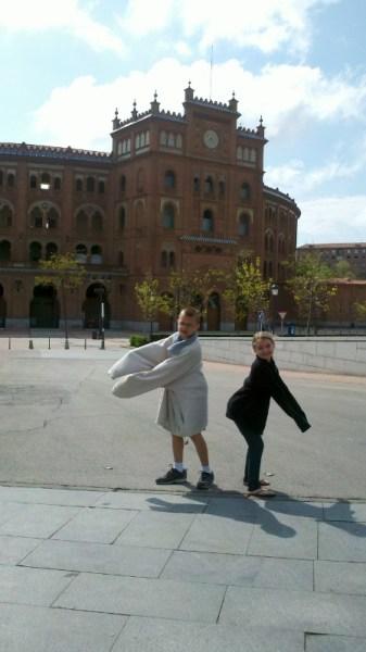 Madrid Spain - Plaza de Toros Wagoners Abroad