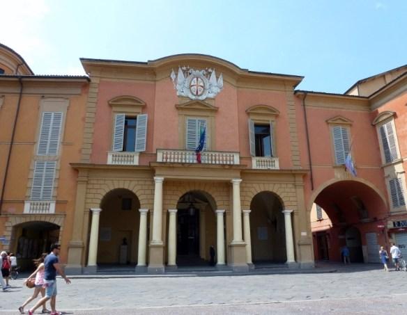 Reggio Emilia Italy Flag Museum