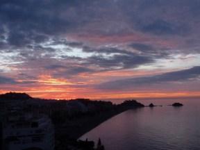 Sunrise 2013-10-24