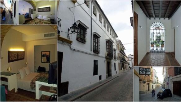 Córdoba -Apartamentos Alberca