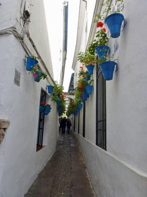 Calle de las Flores Córdoba Spain