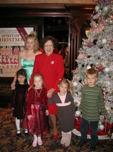 Christmas Tree Reno, Nevada USA 2007