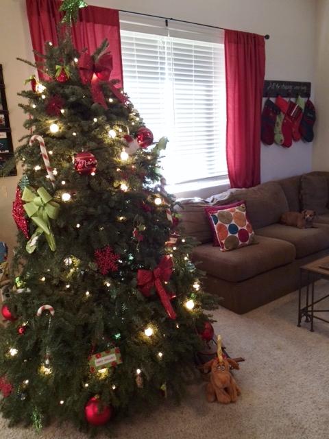Christmas Tree Utah Karen