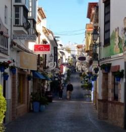 Estepona Spain - Flowers everywhere
