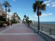 Estepona Spain - Playa La Rada