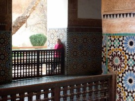 Saadian Tombs Marrakech Medina