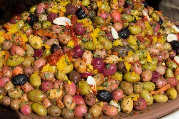 Morocco Olives - divine flavors