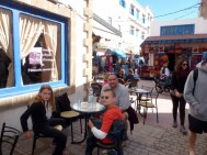 Riad Inna cafe nearby Essaouira