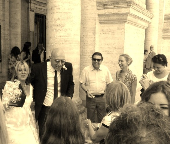 Get Married in Rome on Capitolino Hill