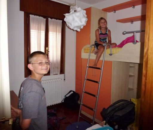 Venice Italy Apartment