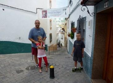 Almuñécar Spain - San Miguel Barrio