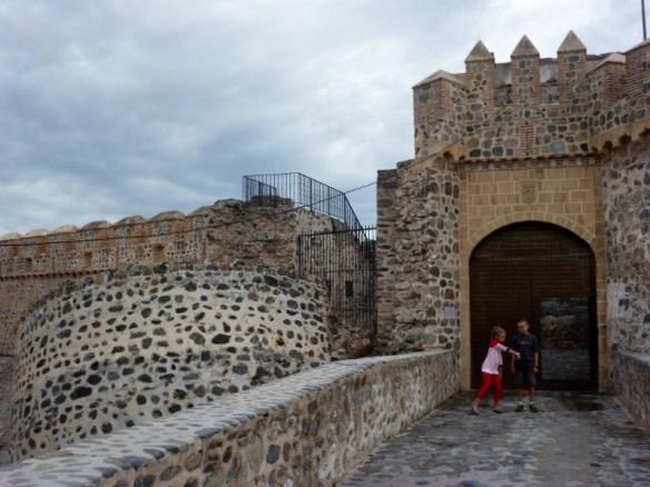 Almuñécar Spain - San Miguel Castle