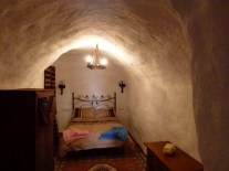 Baza Spain - Cave House Bedroom